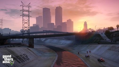 GTAV 6 12 اسکرین شات جدید از بازی Grand Theft Auto 5