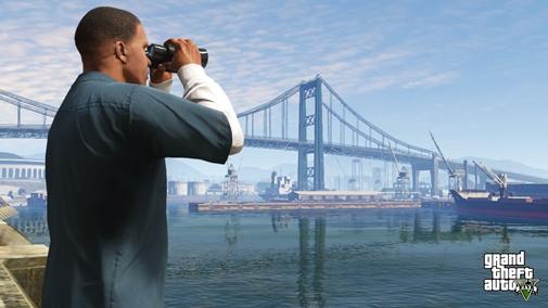 GTAV 7 12 اسکرین شات جدید از بازی Grand Theft Auto 5