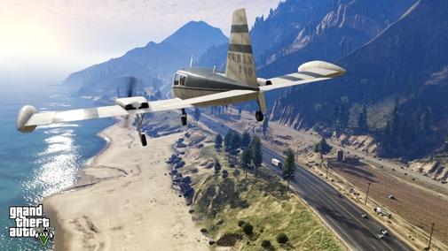 GTAV 8 12 اسکرین شات جدید از بازی Grand Theft Auto 5