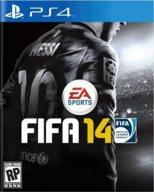 fifa 14 ps4 box art آمازون باکس آرت بازی FIFA 14 ویژه نسخه های Ps4 و XBOX One را به نمایش در آورد