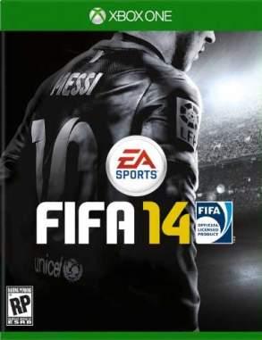 fifa 14 xbox one box art آمازون باکس آرت بازی FIFA 14 ویژه نسخه های Ps4 و XBOX One را به نمایش در آورد