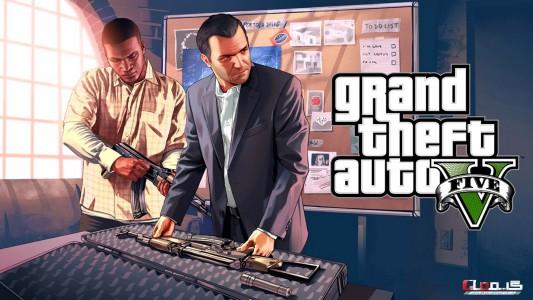 تصاویر جدید GTA V توسط وب سایت رسمی لیک شد !