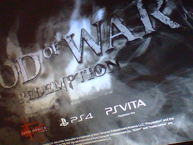 1955417316 1371844321 آیا God of War: Redemption در دست ساخت است؟