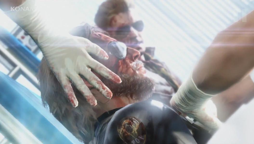2013 06 13 211445 بازگشت پر سر و صدای مار بی صدا ! | تحلیل و بررسی نمایش Metal Gear Solid V : The Phantom Pain در نمایشگاه E3 2013