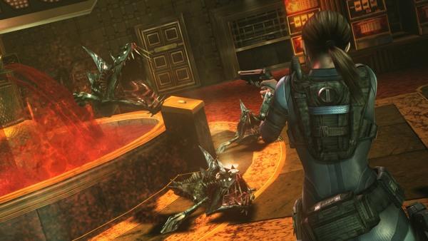 91 1 - بازی اورجینال Resident Evil Revelations پلیاستیشن ۴