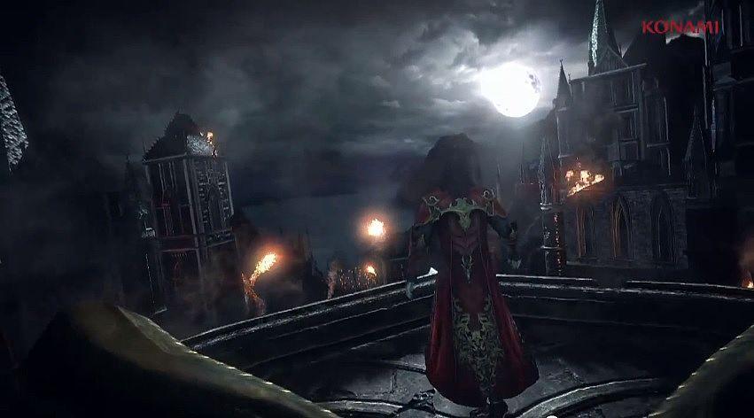 Castlevania Lords of Shadow 2 1 سایه ی سنگین اربابان | اولین نگاه به Castlevania: Lords of Shadow 2