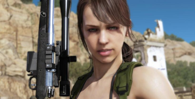 MGSV بازگشت پر سر و صدای مار بی صدا ! | تحلیل و بررسی نمایش Metal Gear Solid V : The Phantom Pain در نمایشگاه E3 2013