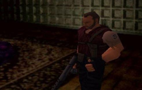 Resident Evil 1 DC Barry Burton سخنهای ماندگار در بازی های رایانه ای