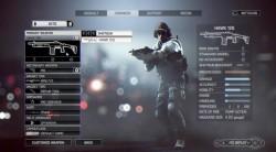 battlefield 4 menu options 1 250x138 بتلفیلد 4 : شخصی سازی اسلحه ها و سرباز ها + تصاویر