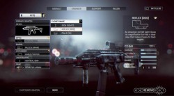 battlefield 4 menu options 11 250x138 بتلفیلد 4 : شخصی سازی اسلحه ها و سرباز ها + تصاویر