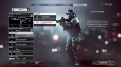battlefield 4 menu options 2 250x138 بتلفیلد 4 : شخصی سازی اسلحه ها و سرباز ها + تصاویر