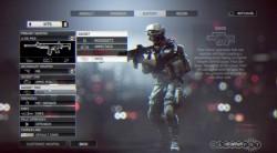 battlefield 4 menu options 3 250x138 بتلفیلد 4 : شخصی سازی اسلحه ها و سرباز ها + تصاویر