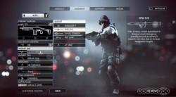 battlefield 4 menu options 4 250x138 بتلفیلد 4 : شخصی سازی اسلحه ها و سرباز ها + تصاویر