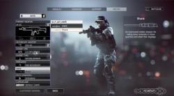battlefield 4 menu options 5 250x138 بتلفیلد 4 : شخصی سازی اسلحه ها و سرباز ها + تصاویر
