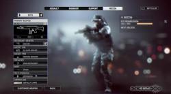 battlefield 4 menu options 7 250x138 بتلفیلد 4 : شخصی سازی اسلحه ها و سرباز ها + تصاویر
