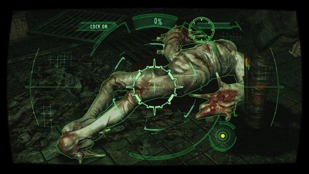 large 3     640x350 - بازی اورجینال Resident Evil Revelations پلیاستیشن ۴