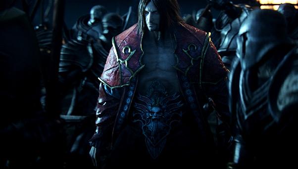 surprise castlevania lords of shadow 2 sees draculas return سایه ی سنگین اربابان | اولین نگاه به Castlevania: Lords of Shadow 2