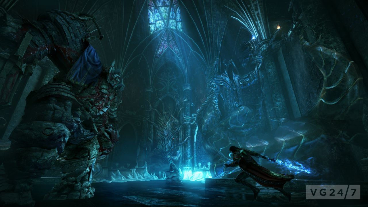 CLoS2 11 تصاویر جدید از عنوان Castlevania: Lords of Shadow 2 منتشر شد پست آپدیت شد،تصاویر بیشتر !