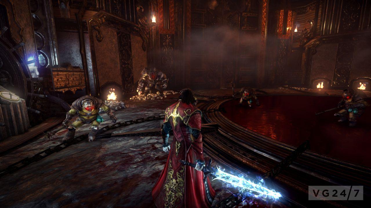 CLoS2 2 1 تصاویر جدید از عنوان Castlevania: Lords of Shadow 2 منتشر شد پست آپدیت شد،تصاویر بیشتر !