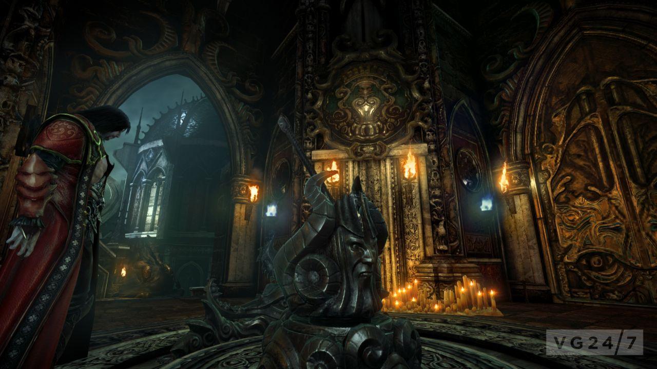 CLoS2 3 تصاویر جدید از عنوان Castlevania: Lords of Shadow 2 منتشر شد پست آپدیت شد،تصاویر بیشتر !