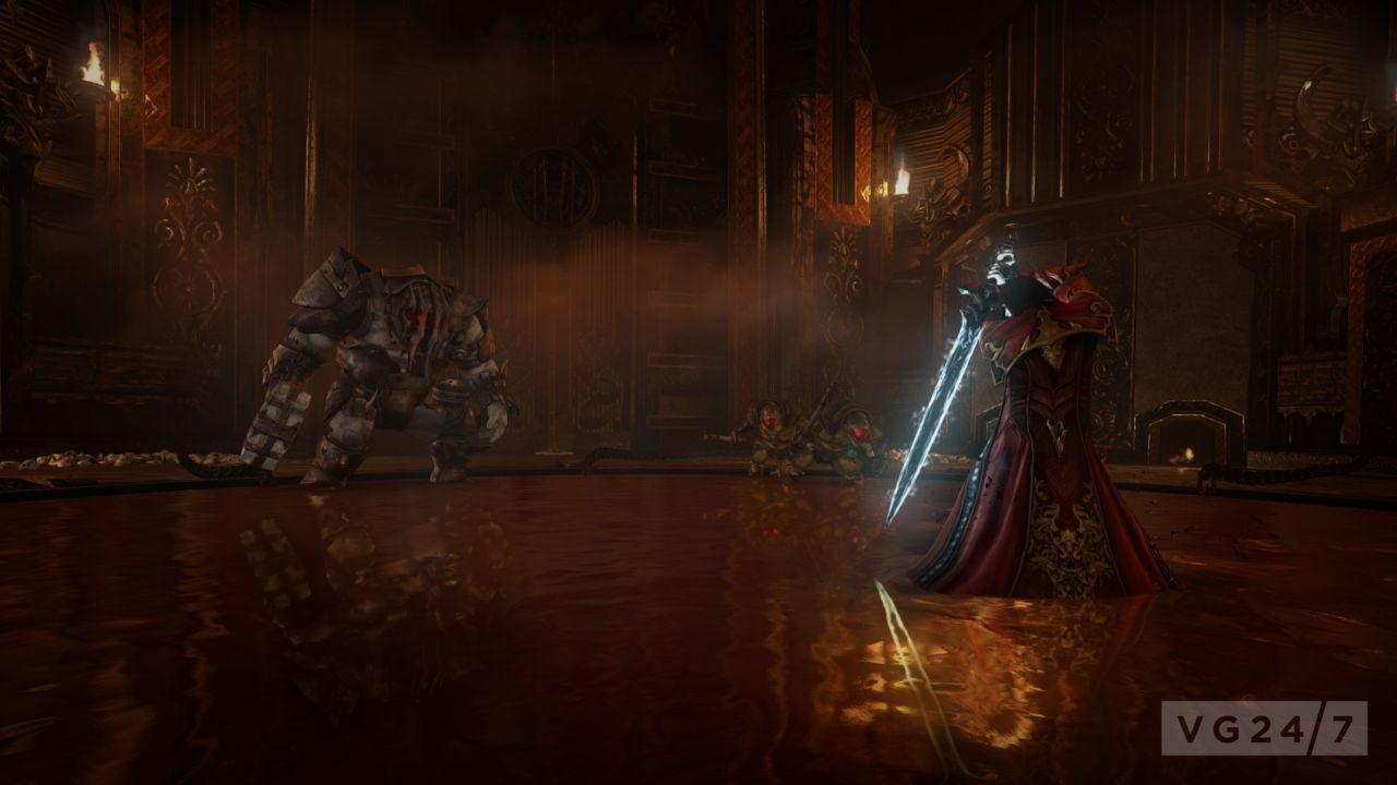 CLoS2 4 تصاویر جدید از عنوان Castlevania: Lords of Shadow 2 منتشر شد پست آپدیت شد،تصاویر بیشتر !
