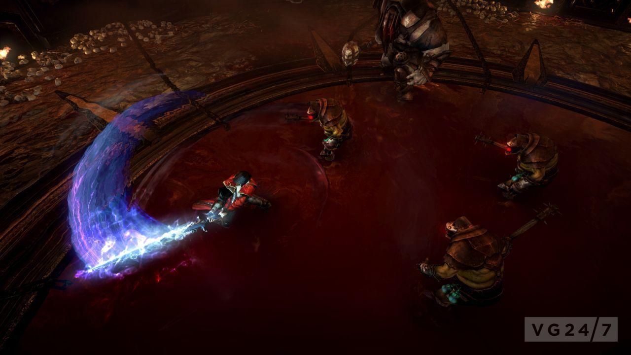 CLoS2 6 تصاویر جدید از عنوان Castlevania: Lords of Shadow 2 منتشر شد پست آپدیت شد،تصاویر بیشتر !