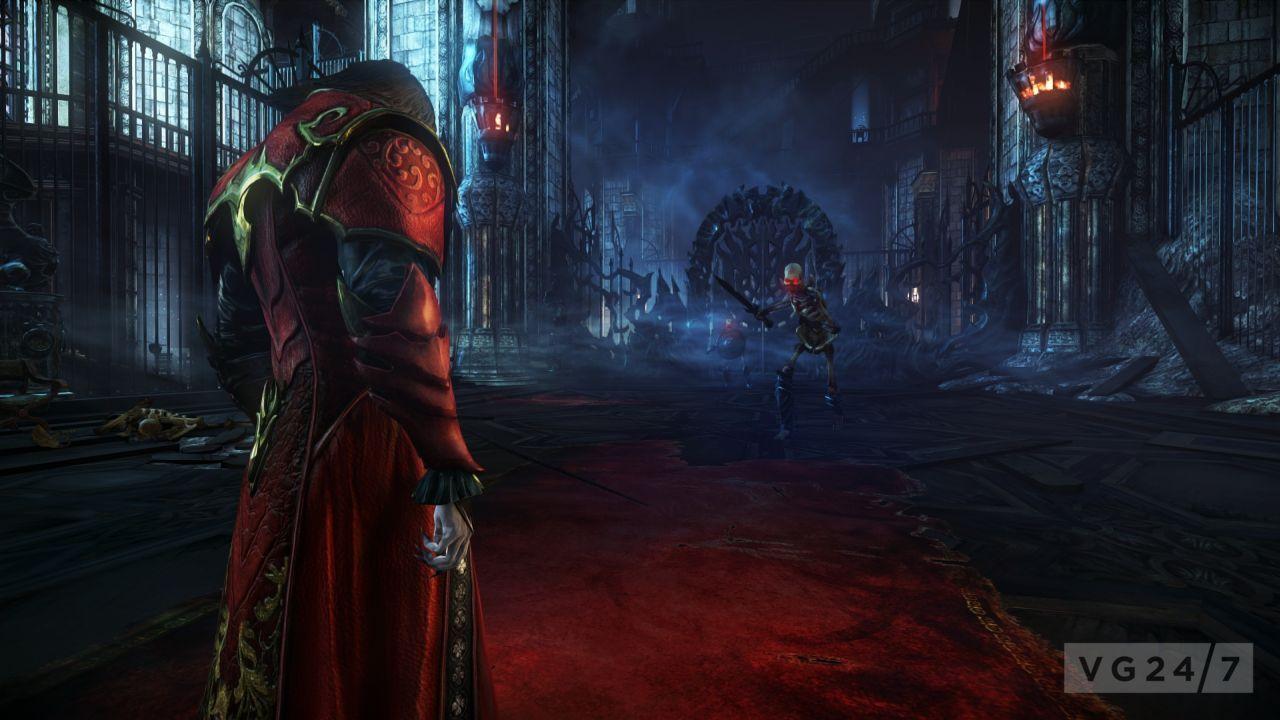 CLoS2 7 تصاویر جدید از عنوان Castlevania: Lords of Shadow 2 منتشر شد پست آپدیت شد،تصاویر بیشتر !