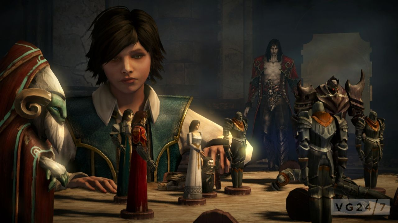 CLoS2 8 تصاویر جدید از عنوان Castlevania: Lords of Shadow 2 منتشر شد پست آپدیت شد،تصاویر بیشتر !