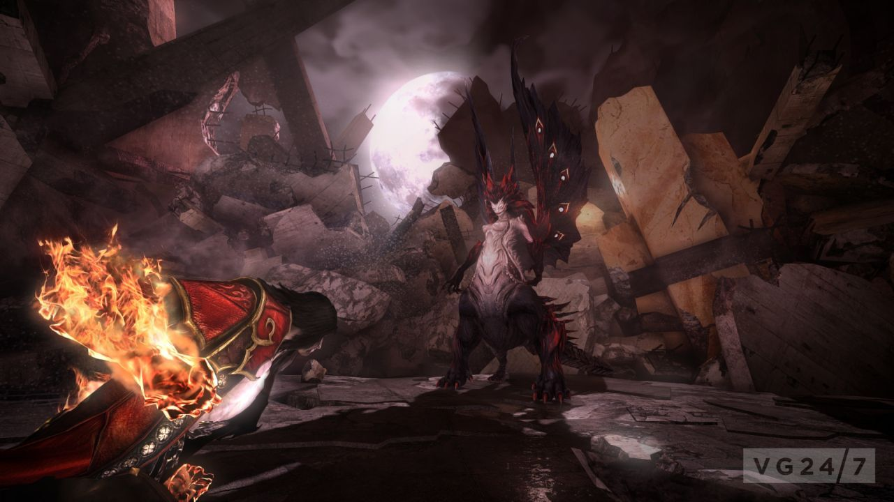 CLoS2 9 تصاویر جدید از عنوان Castlevania: Lords of Shadow 2 منتشر شد پست آپدیت شد،تصاویر بیشتر !