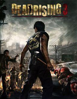 Dead Rising 3 Cover Art غریزه ی بقا | اولین نگاه به Dead Rising 3