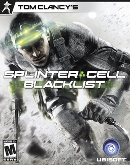 Tom Clancys Splinter Cell Blacklist box art1 مرد سایه ها باز میگردد | پیشنمایش عنوان  Tom Clancys Splinter Cell: Blacklist