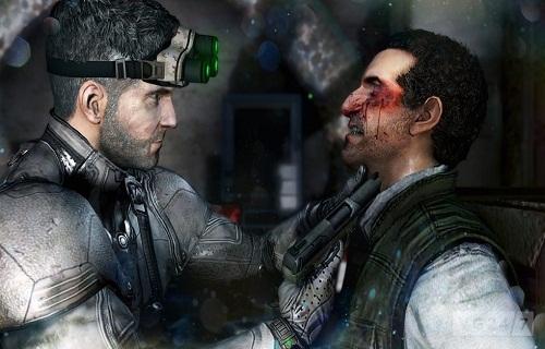 fr368h0l مرد سایه ها باز میگردد | پیشنمایش عنوان  Tom Clancys Splinter Cell: Blacklist