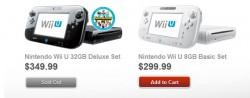 Wii  U Sold Priec