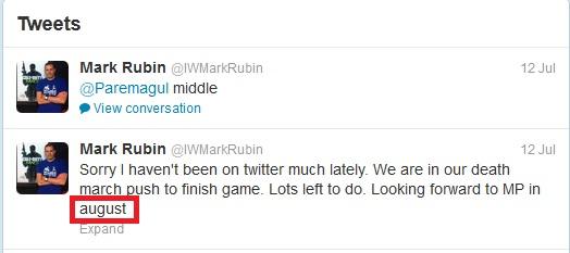mark rubin منتظر اطلاعات بخش چند نفره بازی Call of Duty: Ghosts در اواسط ماه آگوست باشید