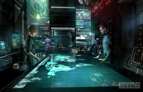 ml6ivsbj1 مرد سایه ها باز میگردد | پیشنمایش عنوان  Tom Clancys Splinter Cell: Blacklist