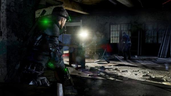 splinter cell blacklist مرد سایه ها باز میگردد | پیشنمایش عنوان  Tom Clancys Splinter Cell: Blacklist