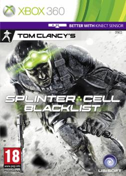 245615 xbx b مردی از جنس سایه ها   نقد و بررسی Splinter Cell: Blacklist