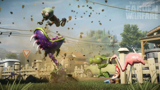 718643 20130610 640screen001 Gamescom 2013: تریلر بازی Plants vs Zombies: Garden Warfare منتشر شد