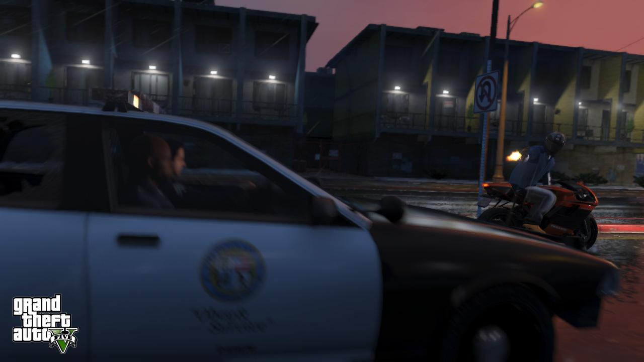 GTA 5 082313 11 با تصاویری جدید از عنوان Grand Theft Auto 5 همره شوید