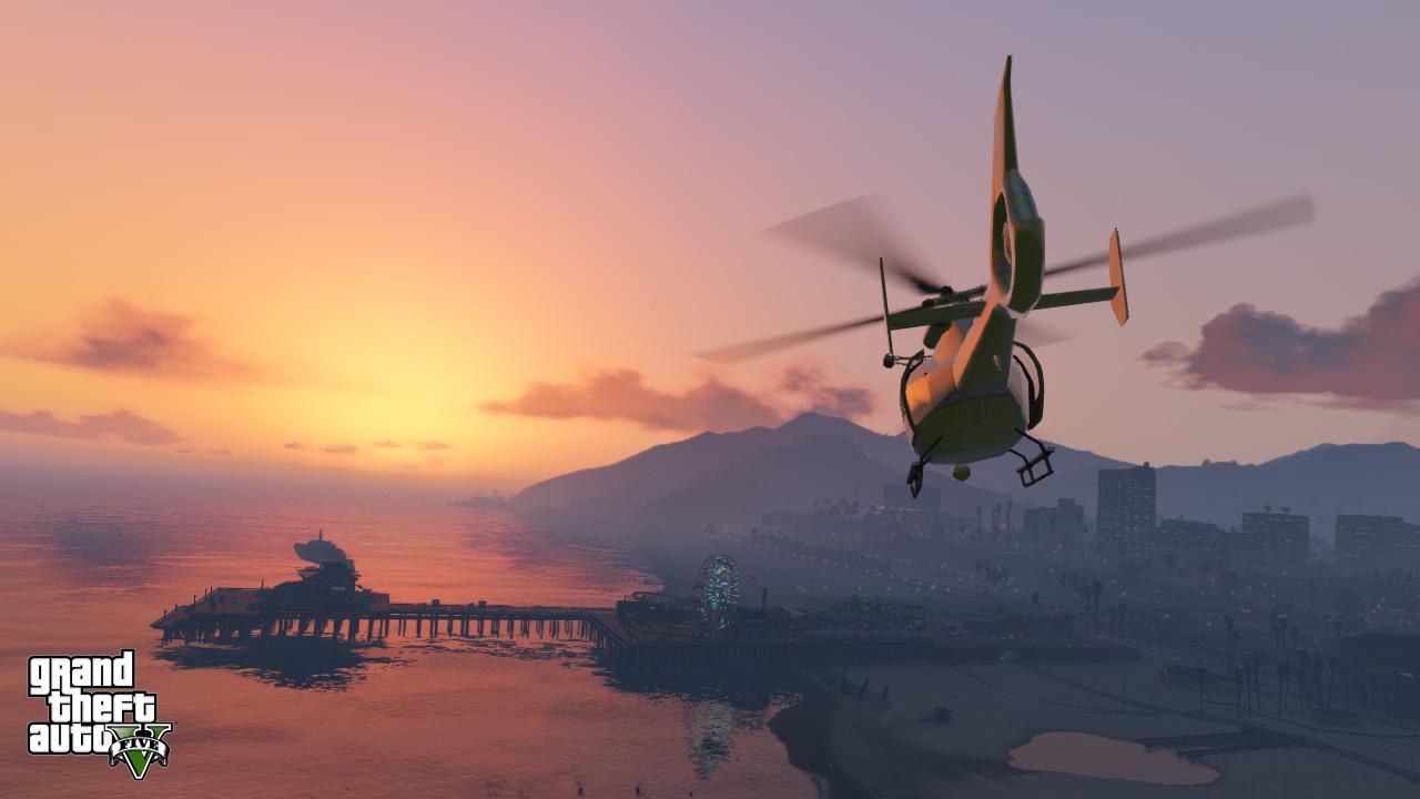 GTA 5 082313 41 با تصاویری جدید از عنوان Grand Theft Auto 5 همره شوید