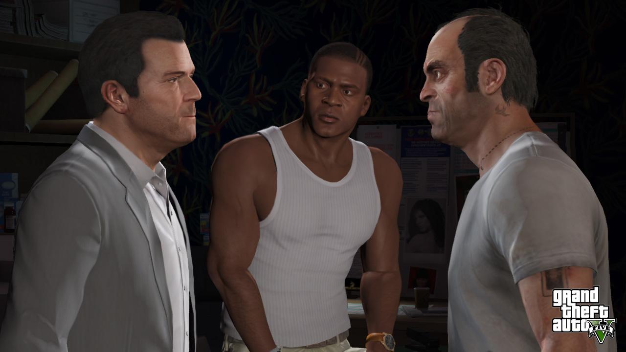 GTA 5 082313 61 با تصاویری جدید از عنوان Grand Theft Auto 5 همره شوید