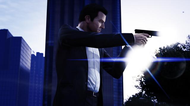GTA V 07 تلخی جامعه مدرن ! | پیش نمایش بازی Grand Theft Auto 5