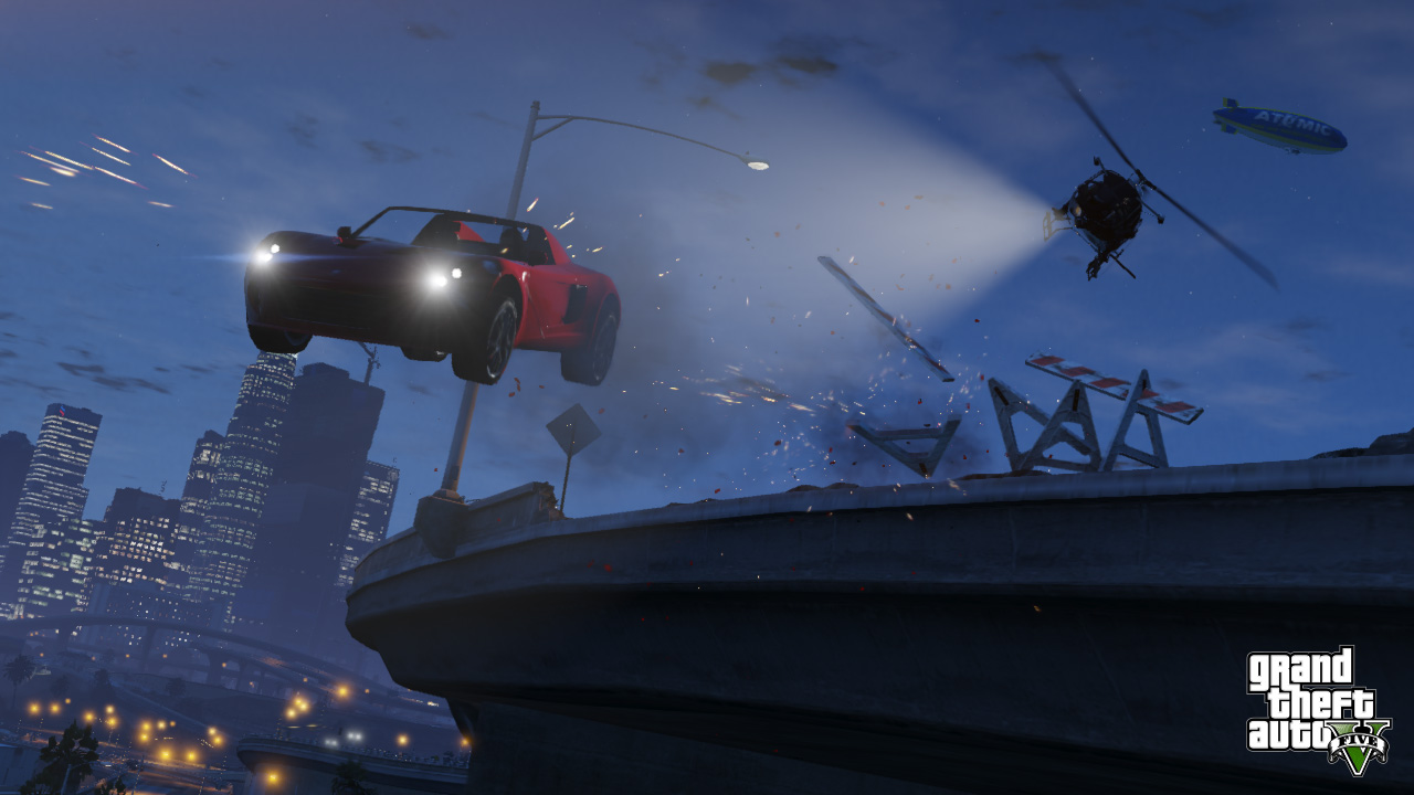 GTA V 10 تلخی جامعه مدرن ! | پیش نمایش بازی Grand Theft Auto 5
