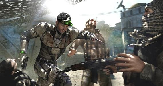 Splinter Cell Blacklist E3 Presentation مردی از جنس سایه ها   نقد و بررسی Splinter Cell: Blacklist