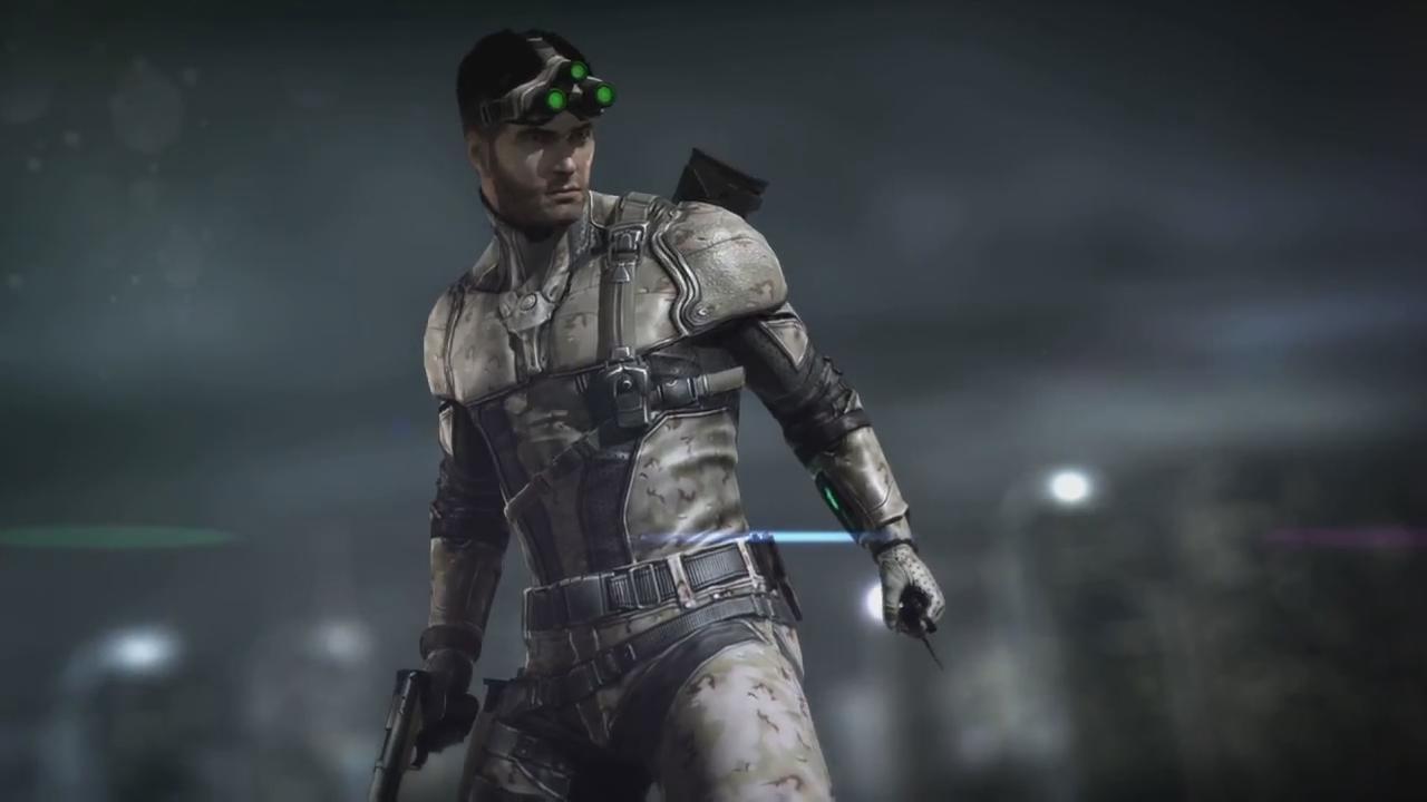 Splinter Cell Blacklist Sam Fisher s Gear Trailer 2 مردی از جنس سایه ها   نقد و بررسی Splinter Cell: Blacklist
