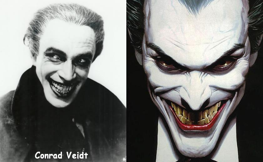 Viedt Joker بیوگرافی | جوکر٬مردی که میخندد !