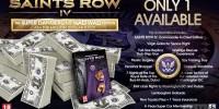 گران ترین بسته ی ویژه : 1 میلیون دلار برای Saint Row 4 : Wad Wad Edition !
