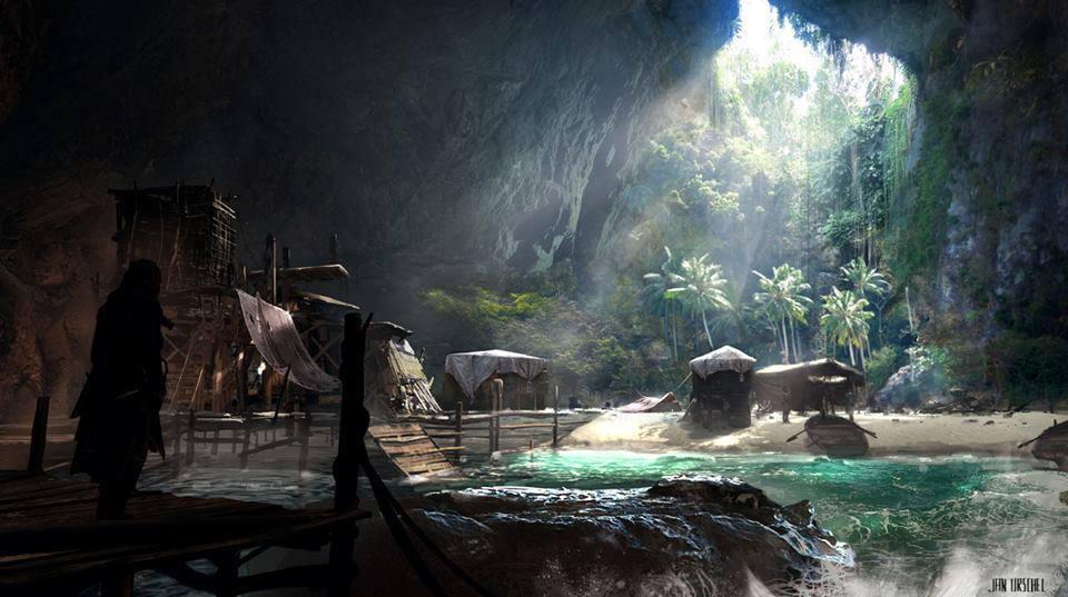 ac4 art 1 چند تصویر هنری زیبا از Assassin's Creed 4 منتشر شد