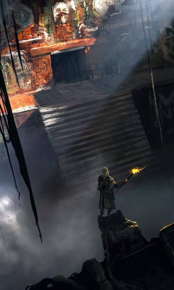 ac4 art 3 چند تصویر هنری زیبا از Assassin's Creed 4 منتشر شد
