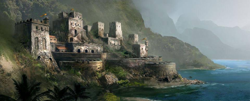 ac4 art 8 چند تصویر هنری زیبا از Assassin's Creed 4 منتشر شد